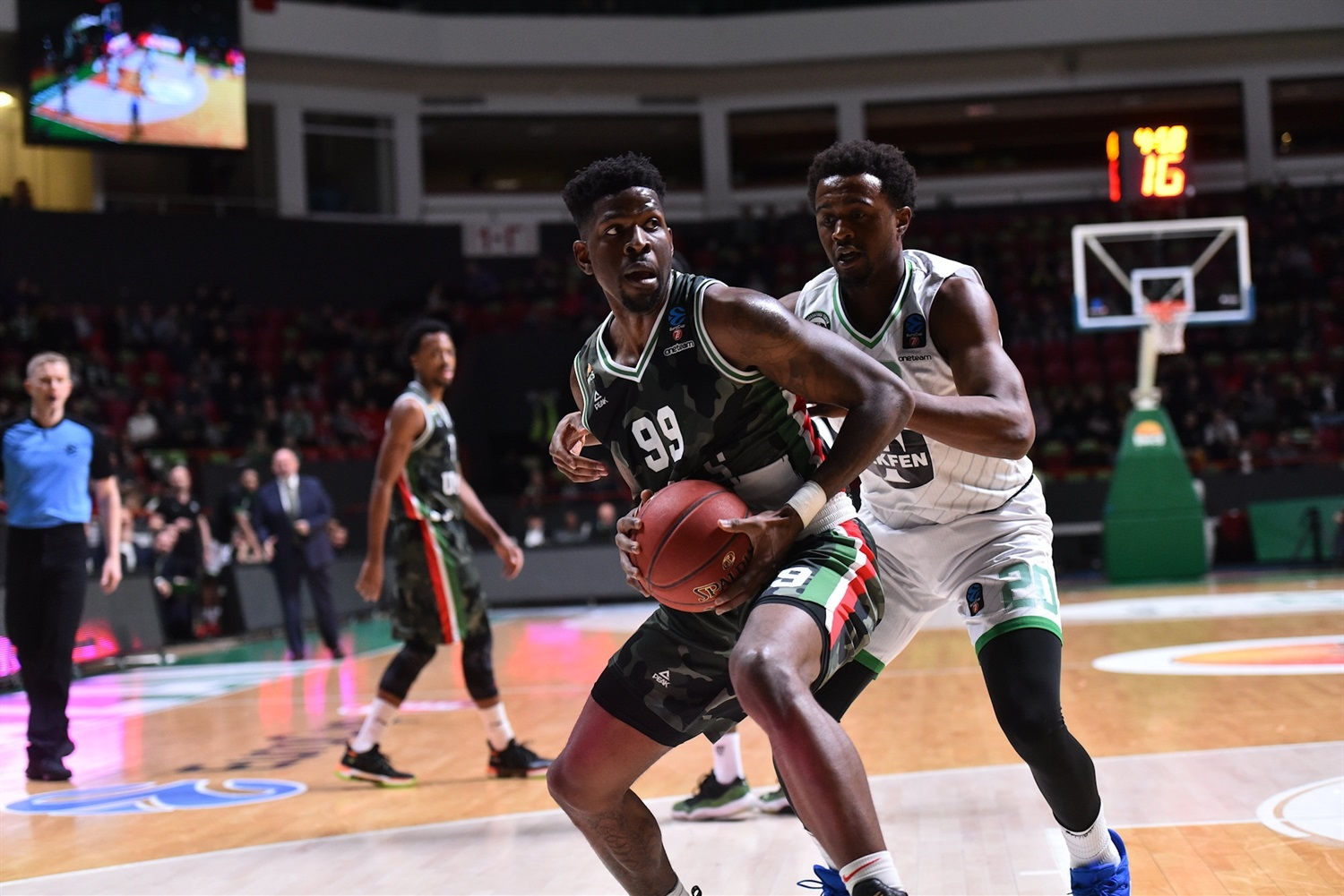 Jamil Wilson - UNICS Kazan (photo UNICS) - EC19