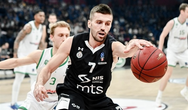 RS10 Report: Partizan wins big over Limoges