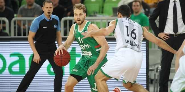 Cedevita Olimpija extends team captain Blazic