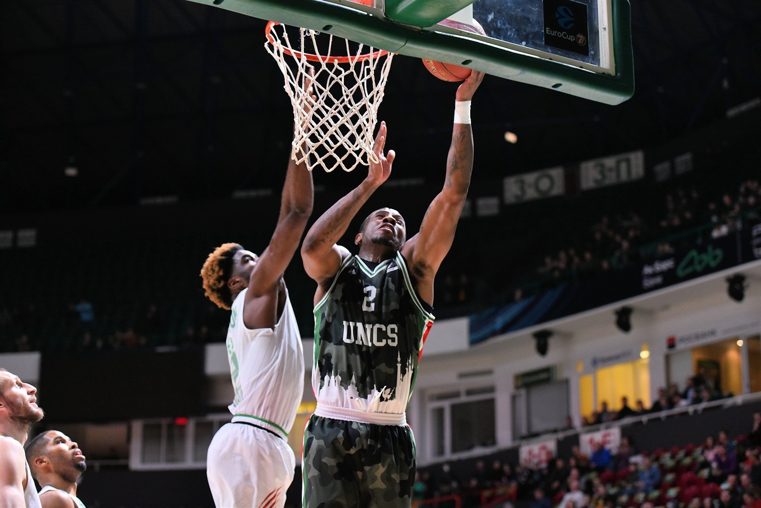 Raymar Morgan - UNICS Kazan (photo UNICS) - EC19