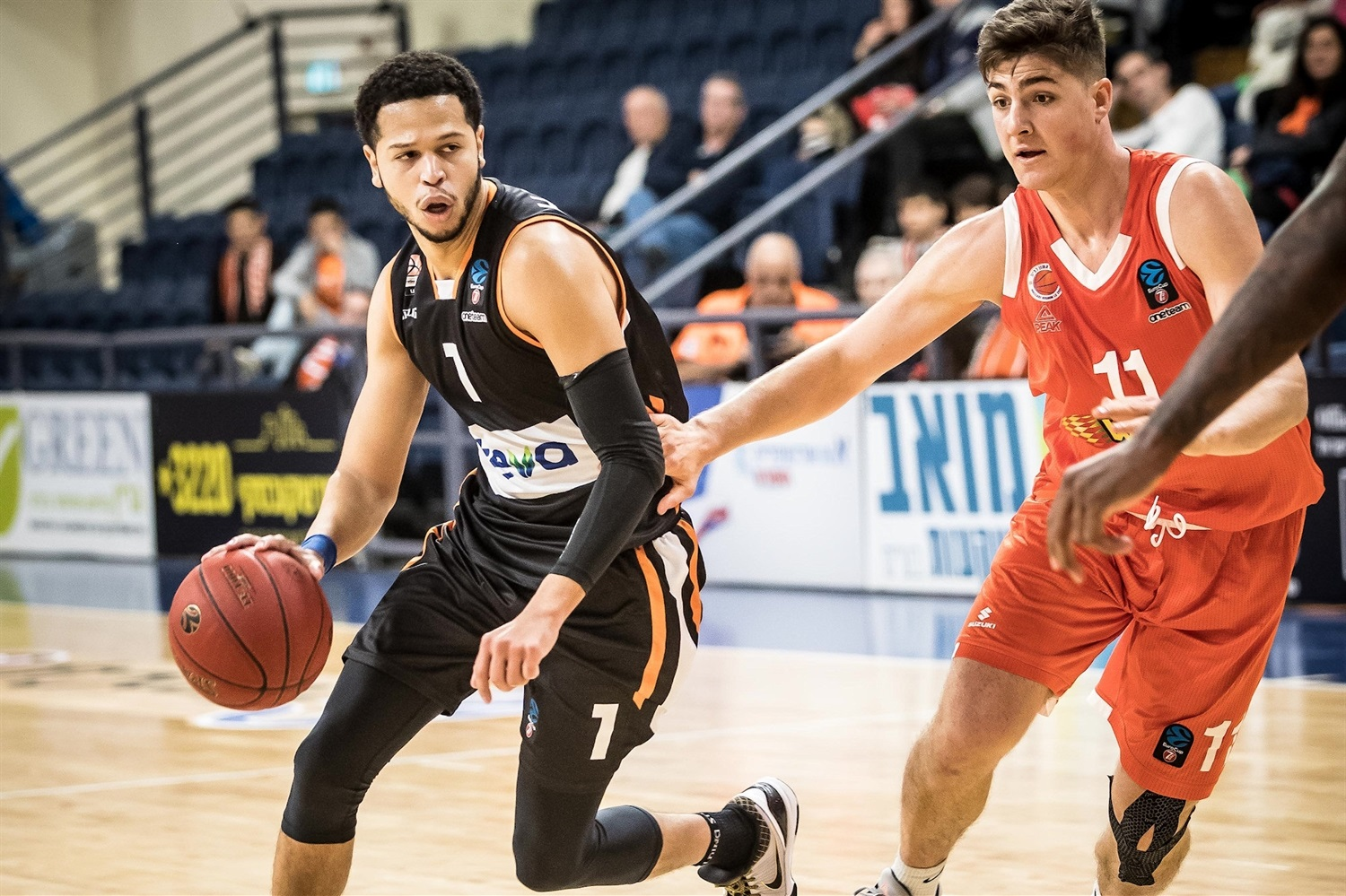 Tyler Harvey - ratiopharm Ulm (photo Rishon) - EC19
