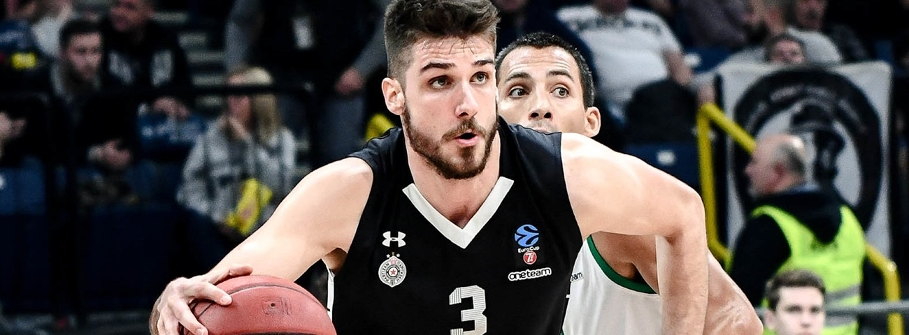Partizan keeps Zagorac for two more years