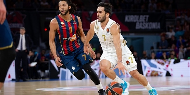 RS Round 15: KIROLBET Baskonia Vitoria-Gasteiz vs. Real Madrid