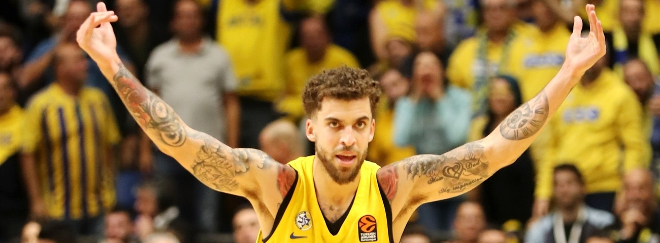 Maccabi, Wilbekin together until 2023!