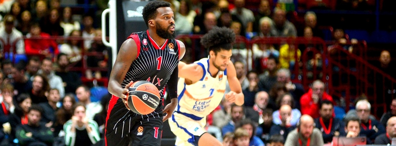 Panathinaikos adds Mack into backcourt
