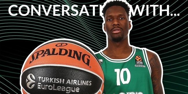 Nigel Hayes, Zalgiris: 'I had good teachers'