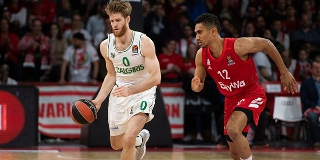 Zalgiris put it all together in Munich