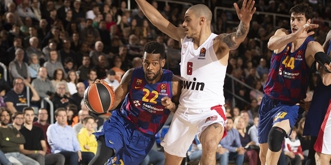 RS Round 16: FC Barcelona vs. Olympiacos Piraeus
