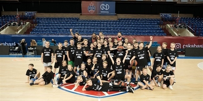 CSKA brings One Team to Kaliningrad