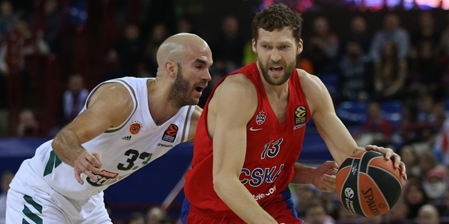 CSKA: Strelnieks out with hamstring  injury