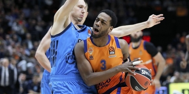 Valencia's Loyd to miss 5 weeks