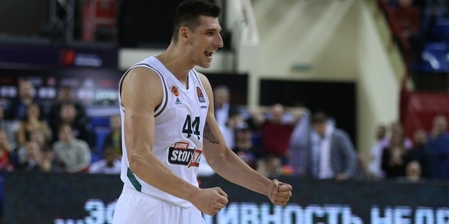Mitoglou and Calathes made history in Kaliningrad