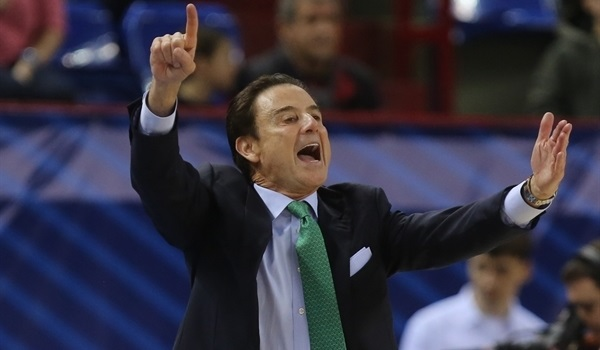 Panathinaikos, Pitino agree to part ways