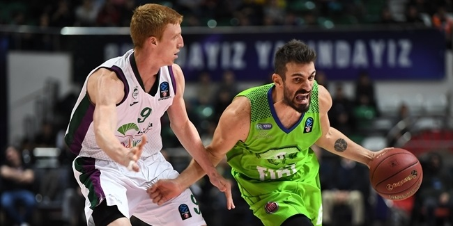 7DAYS EuroCup, Top 16 Round 1: Tofas Bursa vs. Unicaja Malaga