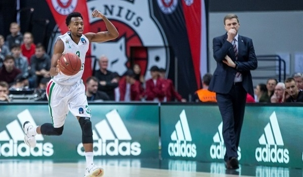 T16 Round 1 Report: UNICS gets road win in Vilnius