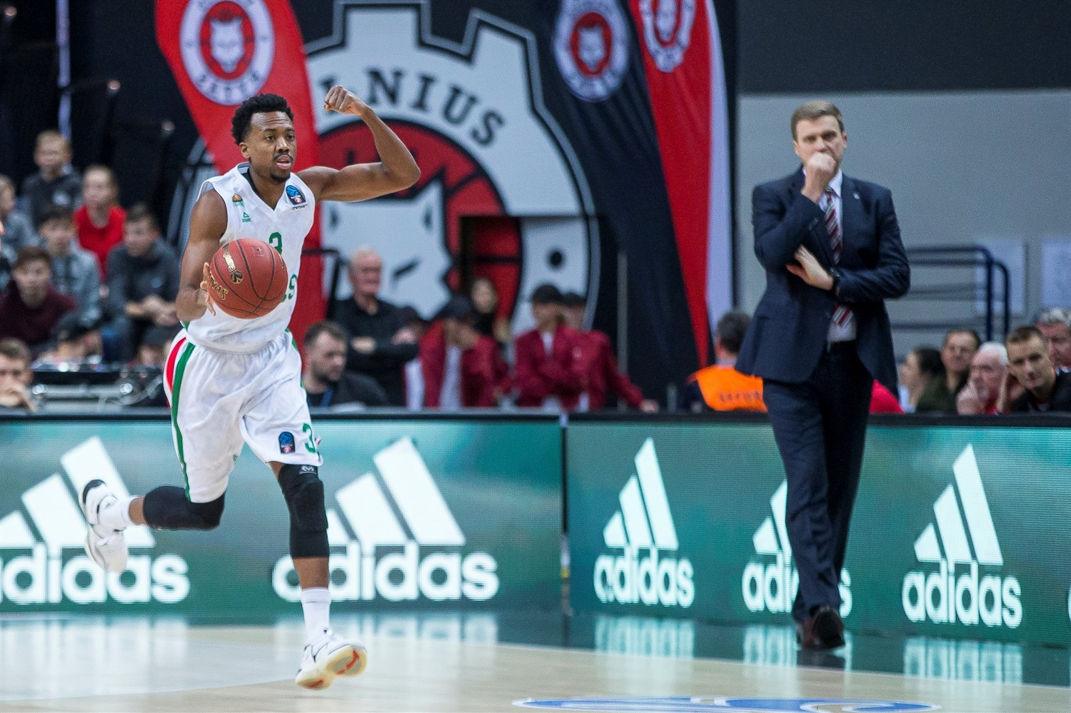 Errick McCollum - UNICS Kazan (photo Rytas) - EC19