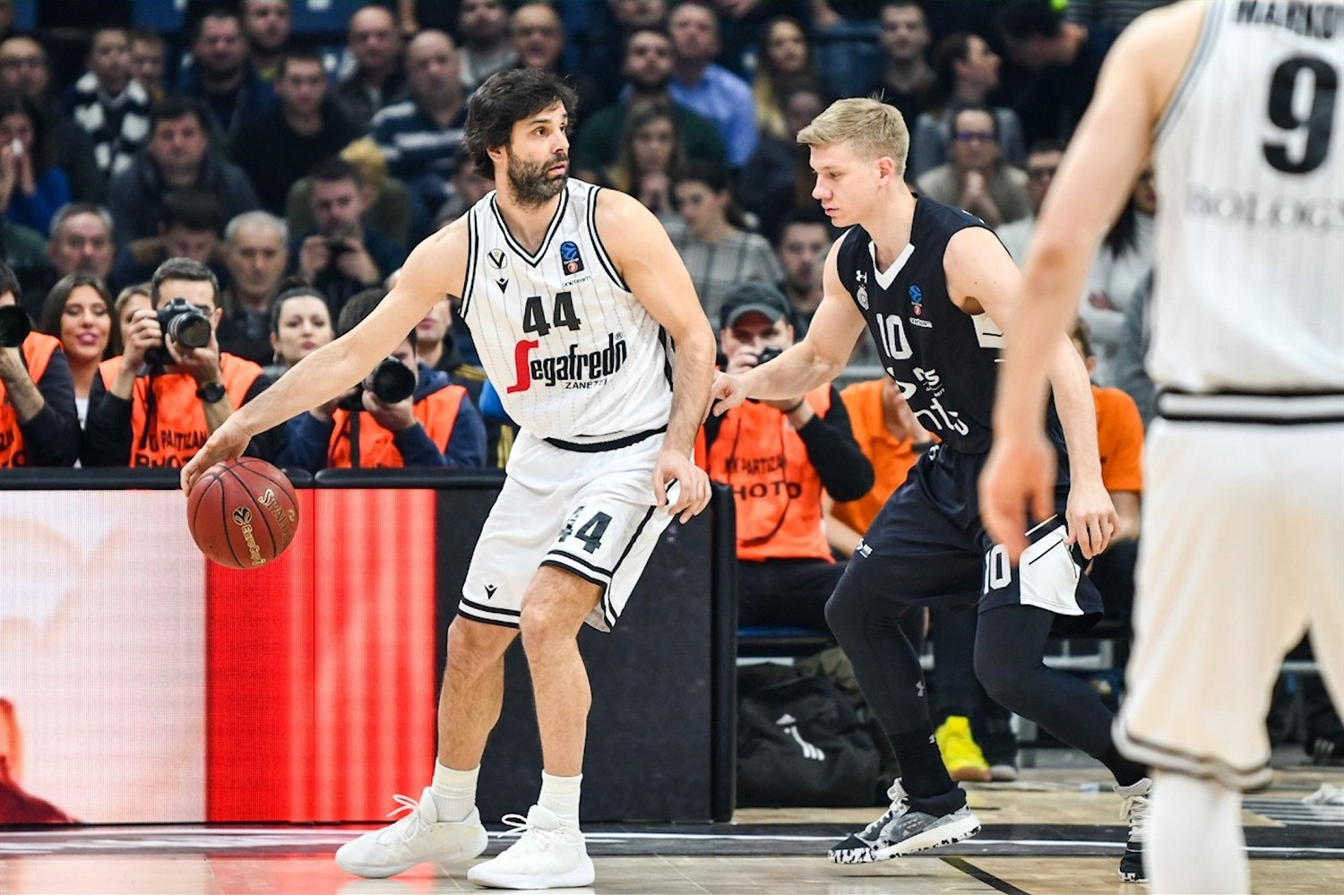 Milos Teodosic - Segafredo Virtus Bologna (photo Dragana Stjepanovic) - EC19