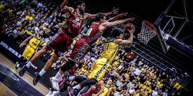7DAYS EuroCup, Top 16 Round 1: EWE Baskets Oldenburg vs. Umana Reyer Venice