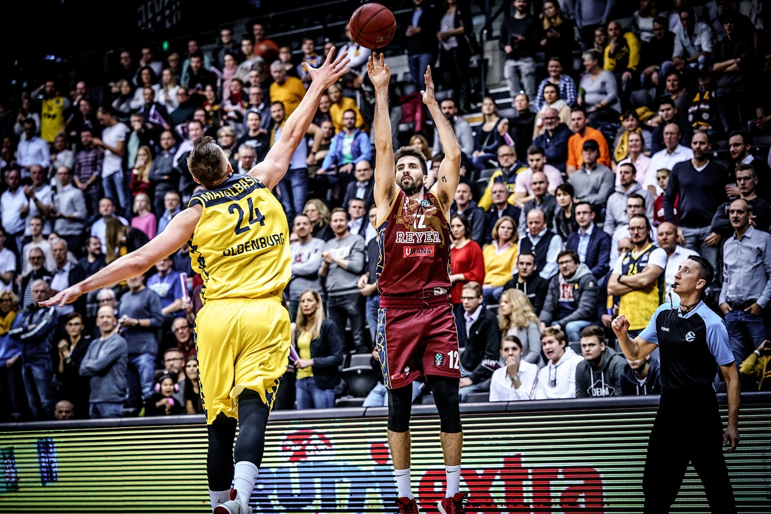 Ariel Filloy - Umana Reyer Venice (photo Ulf Duda - fotoduda.de) - EC19