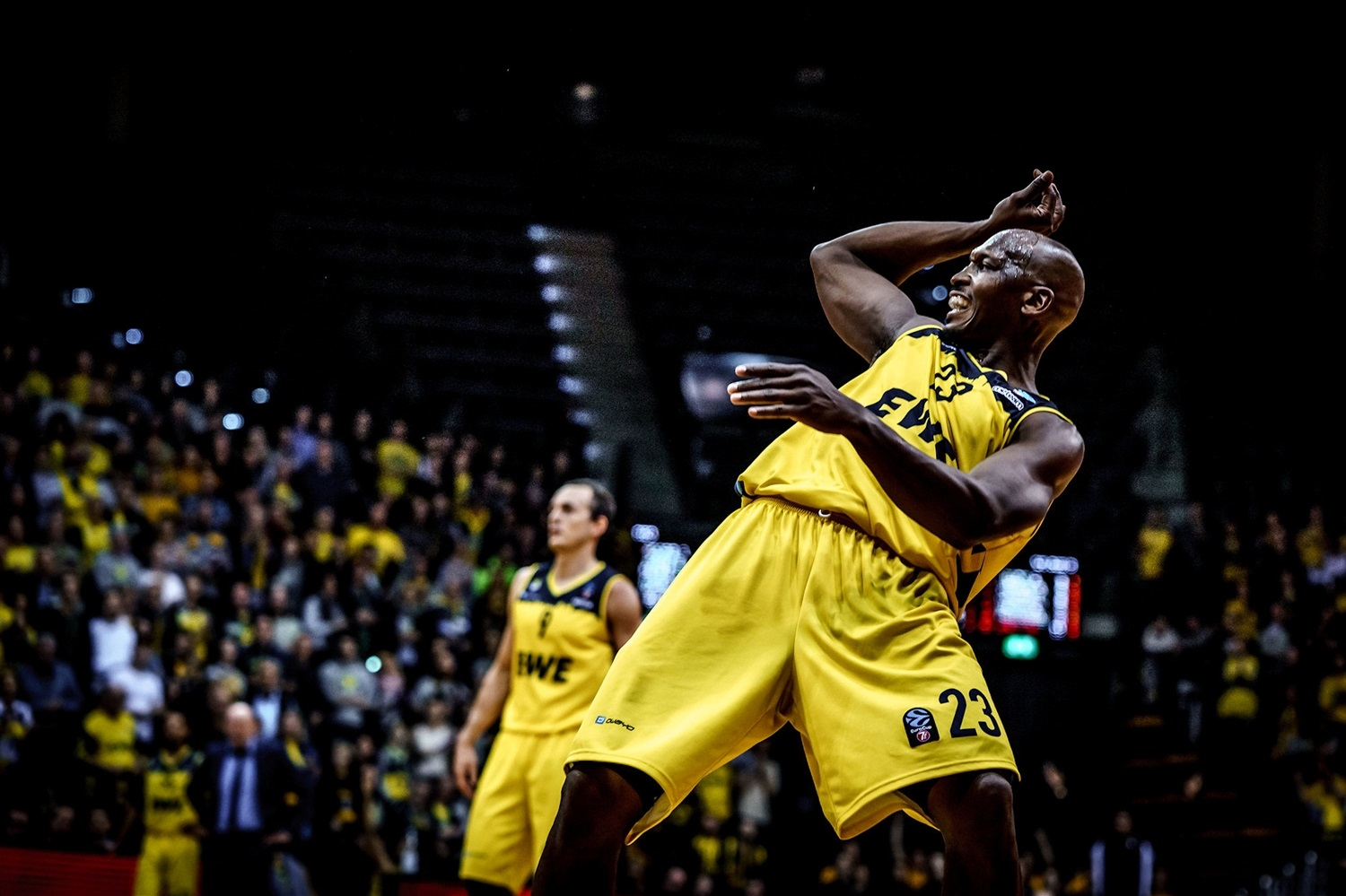 Rickey Paulding - EWE Baskets Oldenburg (photo Ulf Duda - fotoduda.de) - EC19