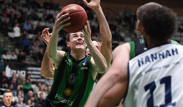 Once again, Joventut fought until the last second