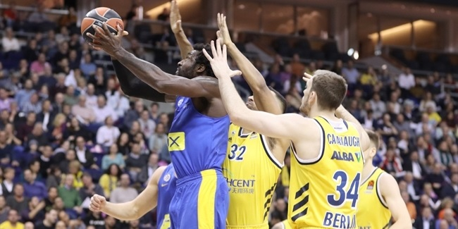 RS Round 18: ALBA Berlin vs. Maccabi FOX Tel Aviv