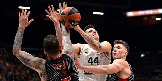 RS Round 18: AX Armani Exchange Milan vs. Panathinaikos OPAP Athens