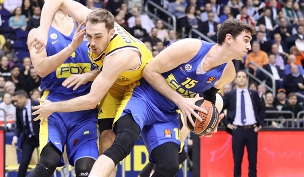 RS18 Report: Maccabi wins again in Berlin
