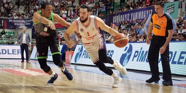 Panathinaikos adds Rautins to backcourt
