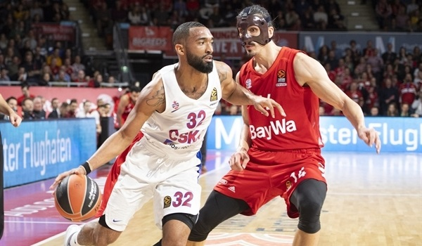 RS18 Report: CSKA fends off Bayern's comeback