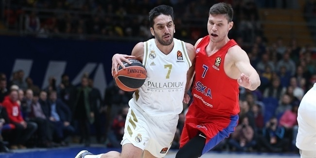 Signature Moves: Facu Campazzo, Real Madrid