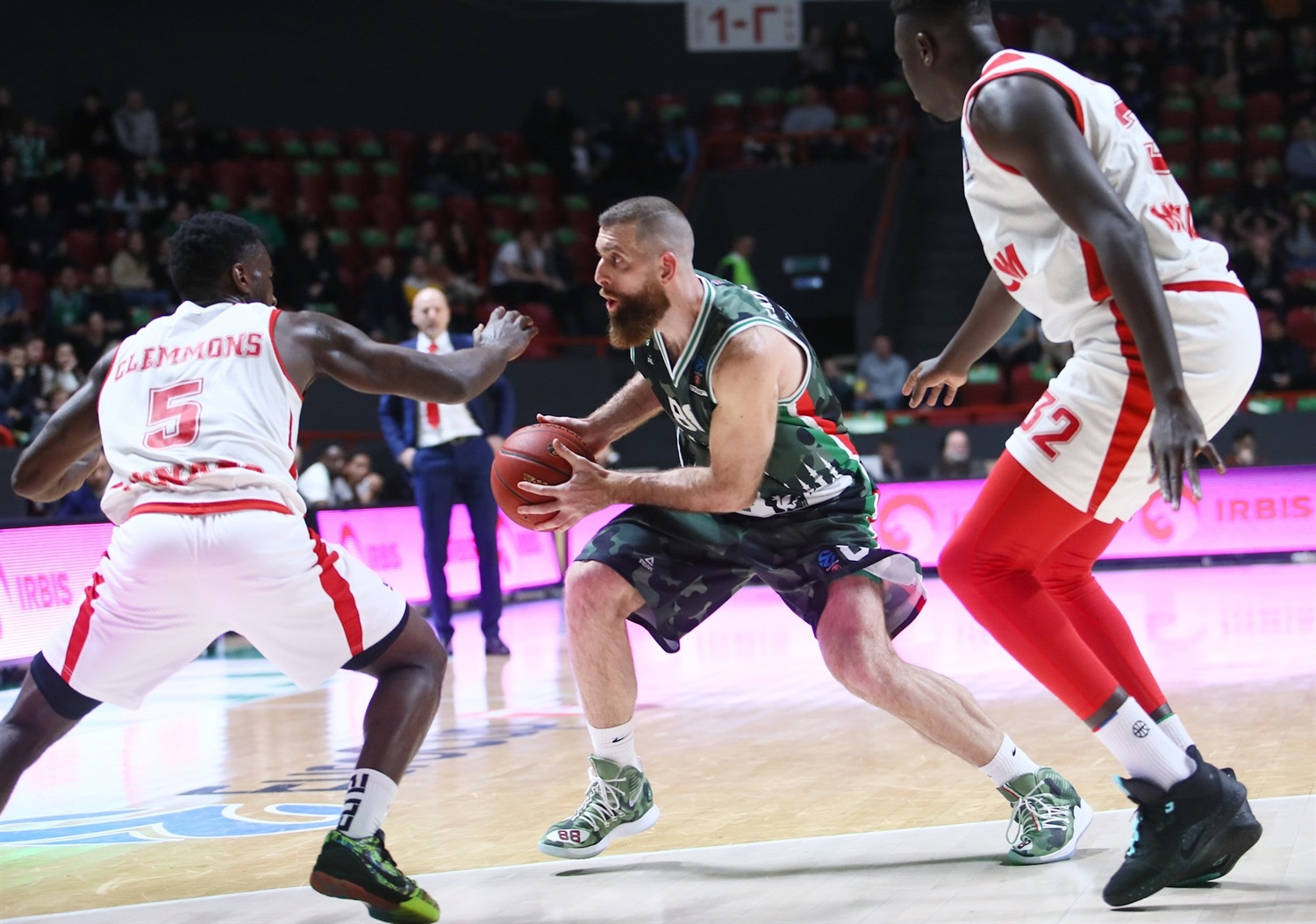 Kostas Kaimakoglou - UNICS Kazan (photo UNICS) - EC19
