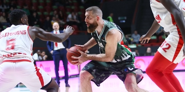 7DAYS EuroCup all-timers: Kostas Kaimakoglou