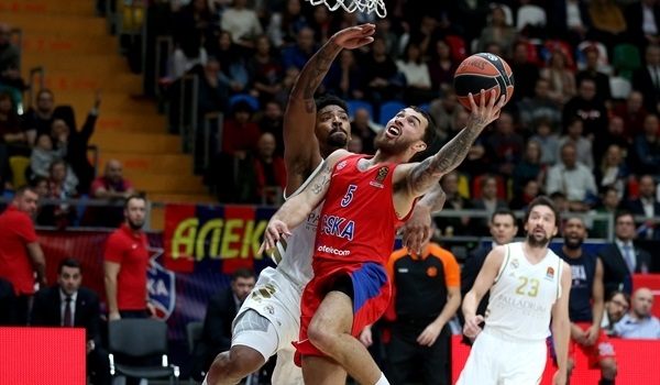 RS19 Report: CSKA snaps Real's win streak at 13