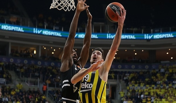 RS19 Report: Fenerbahce dominates ASVEL