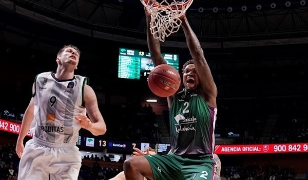 T16 Round 2 Report: Unicaja fends off Joventut comeback for first win