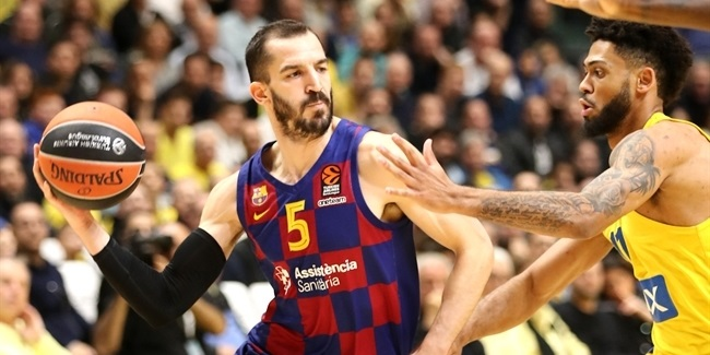 Joventut brings back two-time champ Ribas