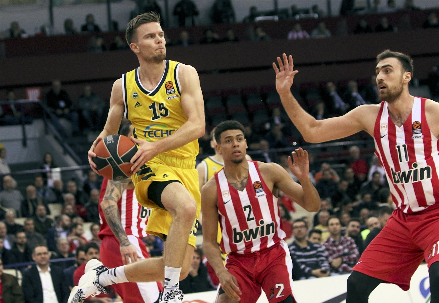 Martin Hermannsson - ALBA Berlin - EB19