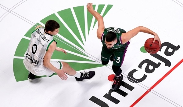 Thompson, Fernandez kept Unicaja undefeated at home