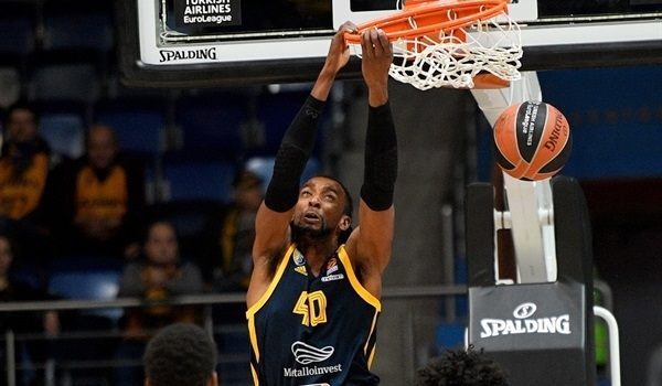 Unsung heroes Evans, Karasev came up big for Khimki