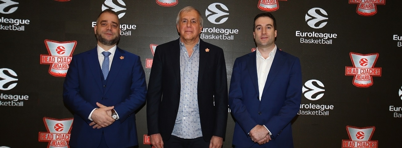 Euroleague Basketball Dispute Resolution Chamber announced by EB and EHCB