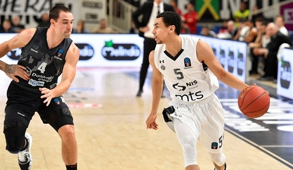 T16 Round 2 Report: Partizan trounces Trento for 2-0 Top 16 start