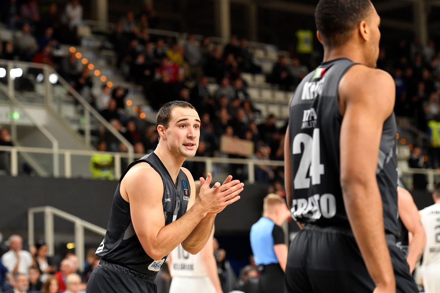 Aaron Craft- Dolomiti Energia Trento (photo Trento) - EC19