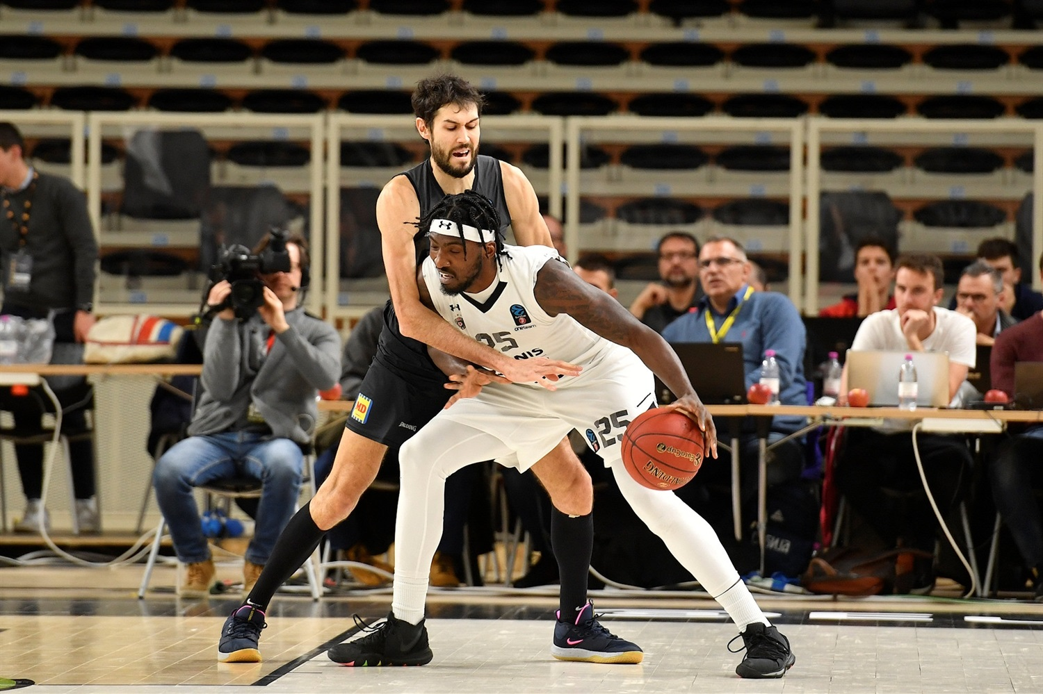 Rashawn Thomas - Partizan NIS Belgrade (photo Trento) - EC19