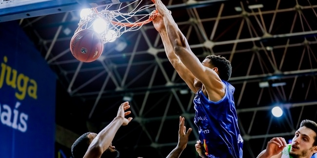 7DAYS EuroCup, Top 16 Round 2: MoraBanc Andorra vs. Tofas Bursa