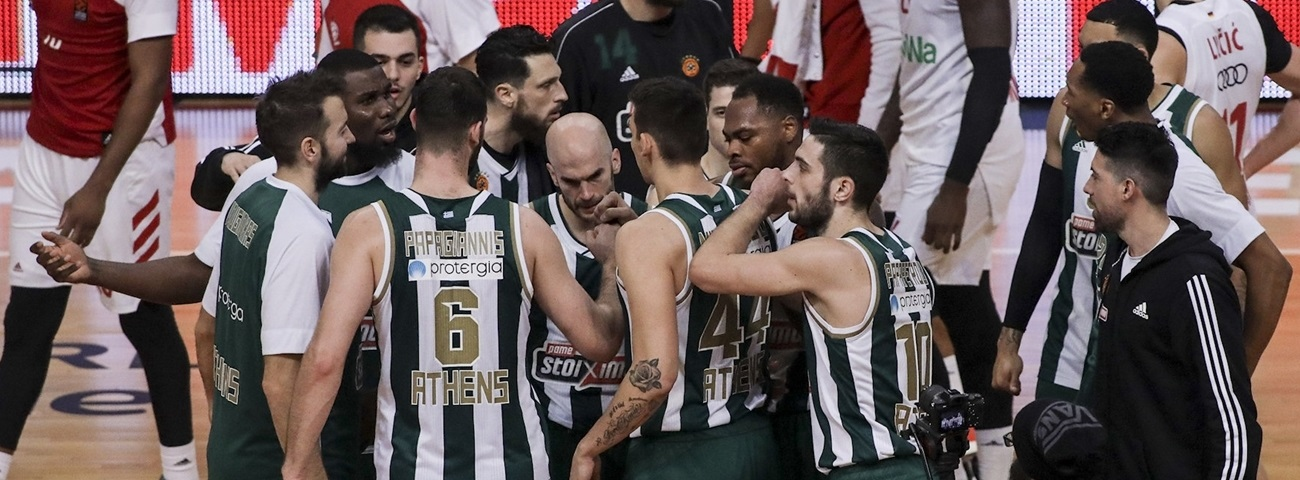 2020-21 Games to Watch: Panathinaikos OPAP Athens