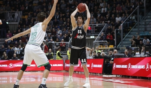 T16 Round 2 Report: Virtus holds off Darussafaka for first win in Top 16