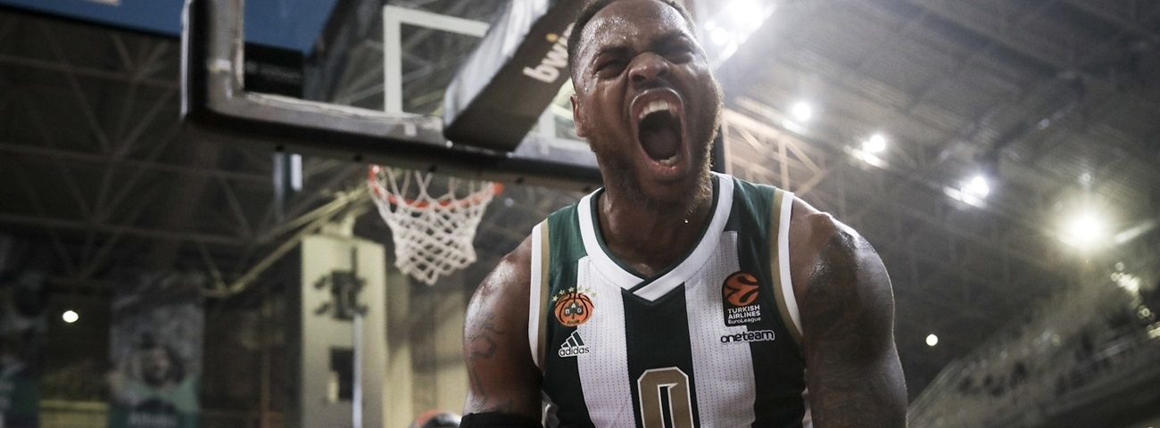 Panathinaikos rode rollercoaster to victory