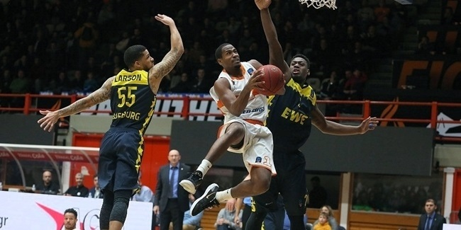 7DAYS EuroCup, Top 16 Round 2: Promitheas Patras vs. EWE Baskets Oldenburg