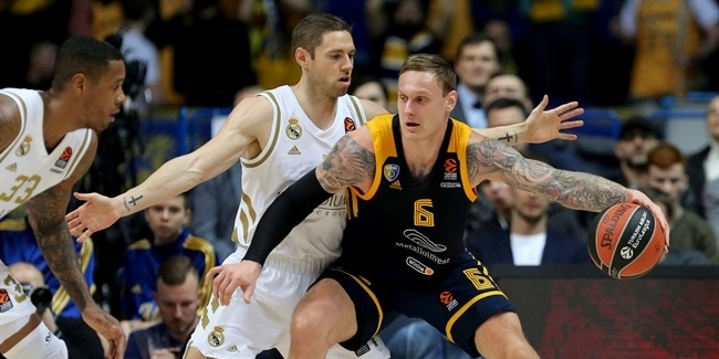 RS Round 20: Khimki Moscow Region vs. Real Madrid